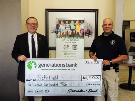 Safe Child Check from Generations Bank