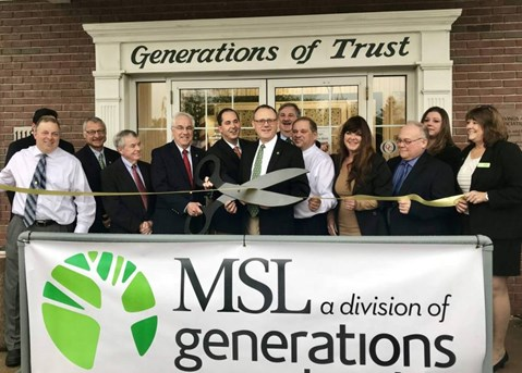 MSL a division of generations bank