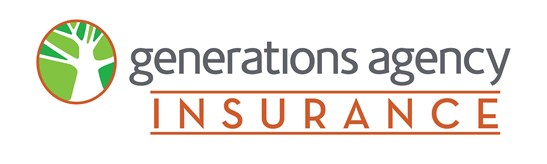 Generatiomns insurance agency logo